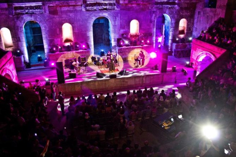Al Balad Music Festival   © Courtesy of Al Balad Music Festival