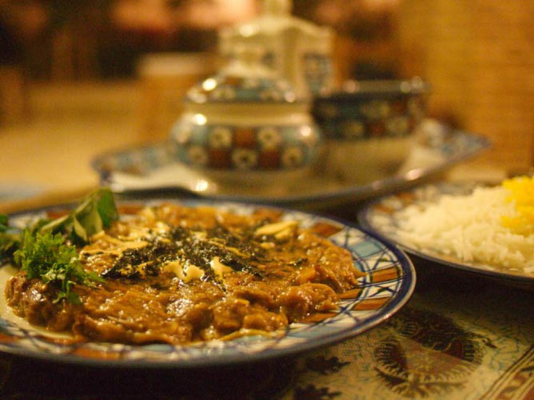 Kashk-e Bademjan | © Maddie/Flickr