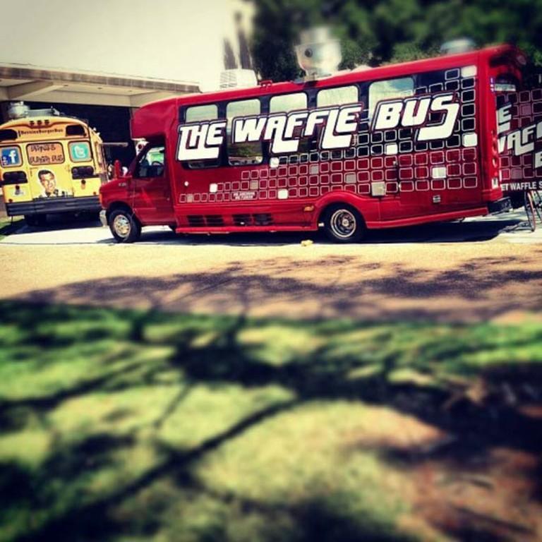 Phi Nguyen, The Waffle Bus | Courtesy Phi Nguyen