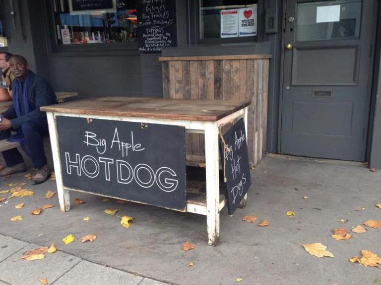 Big Apple Hot Dogs   © David Riordan/Flickr