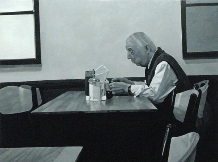Nico's Cafe, Nathan Eastwood