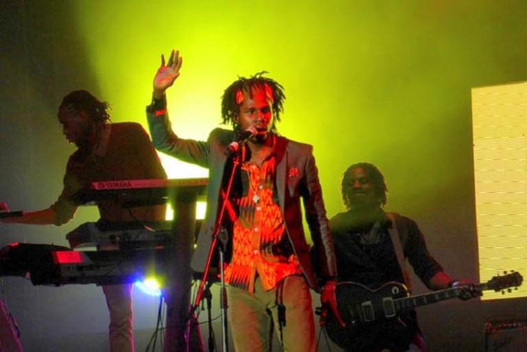 Chronixx live at Reggae Sumfest 2013 I (c) Beaver on the Beats/Flickr