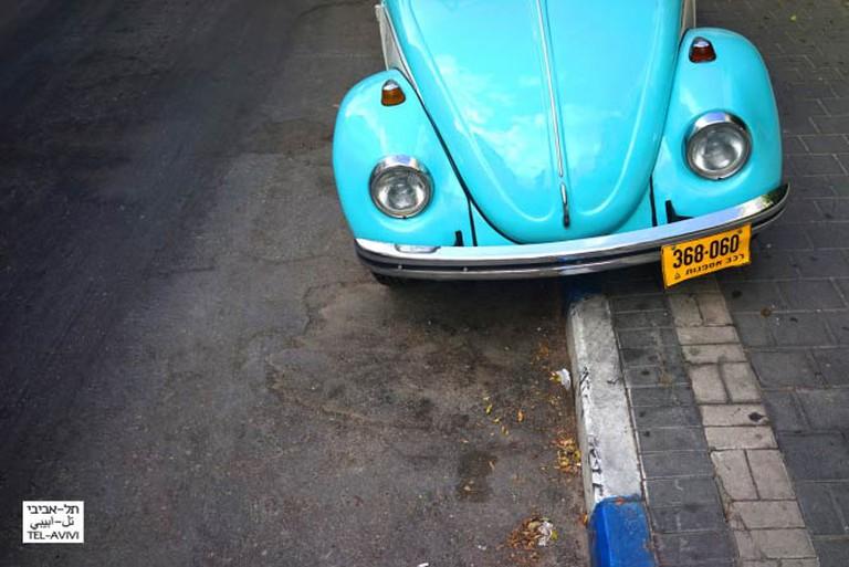 Tel-Avivian Beetle (2014) | © Ido Biran