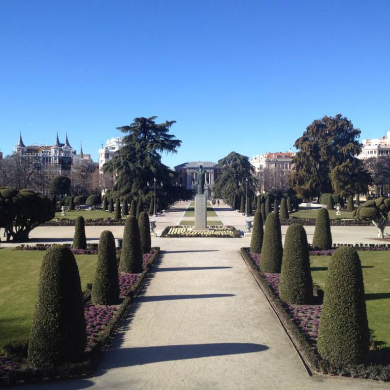 [Photo: Madrid © Rebecca Cairns]