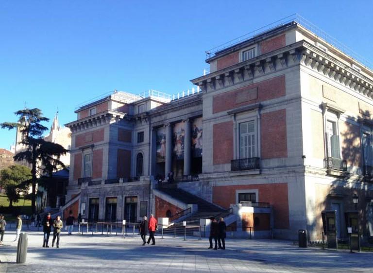 [Photo: Museo del Prado, Madrid © Rebecca Cairns]