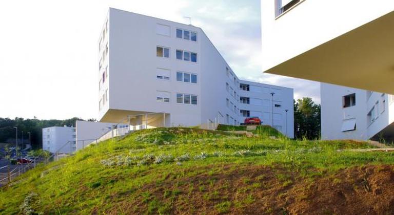 Affordable housing in Rijeka Croatia. Courtesy of ©Zoka Zola Architecture + Urban Design