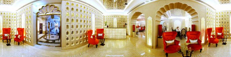 Dum Pukht from the hotel lobby | Courtesy ITC Maratha