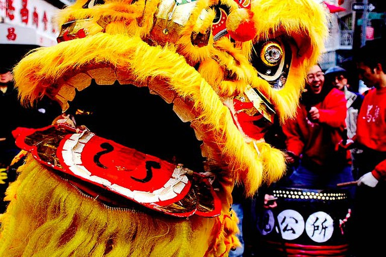Happy Chinese New Year! | © drivebysh00ter/Flickr