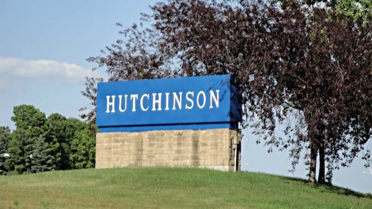 Hutchinson sign | © Amy Meredith/Flickr