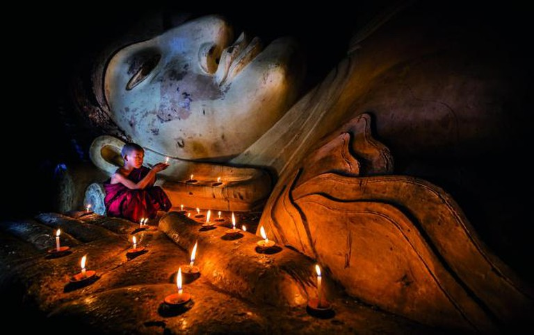 Shwe Thar Lyaung in Bagan | © David Heath