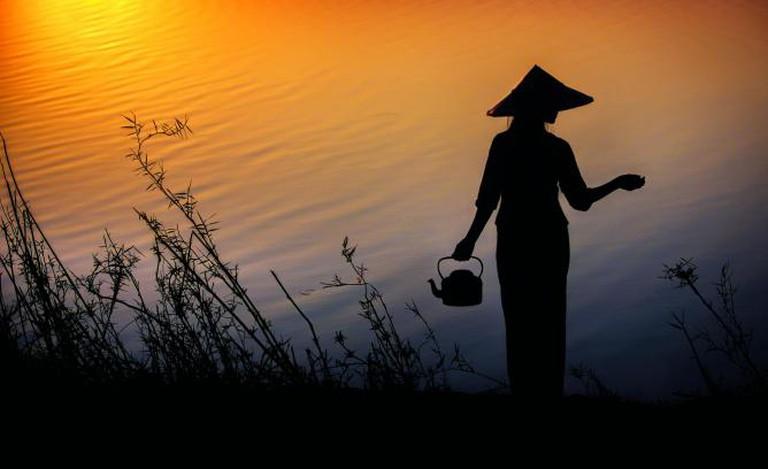 Burmese tranquility | © David Heath