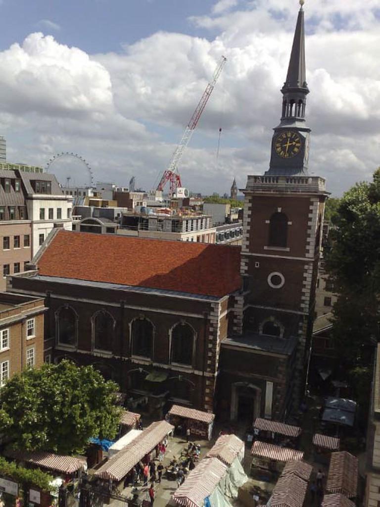 St James' Piccadilly   ©Mark Kobayashi-Hillary/Wikicommons