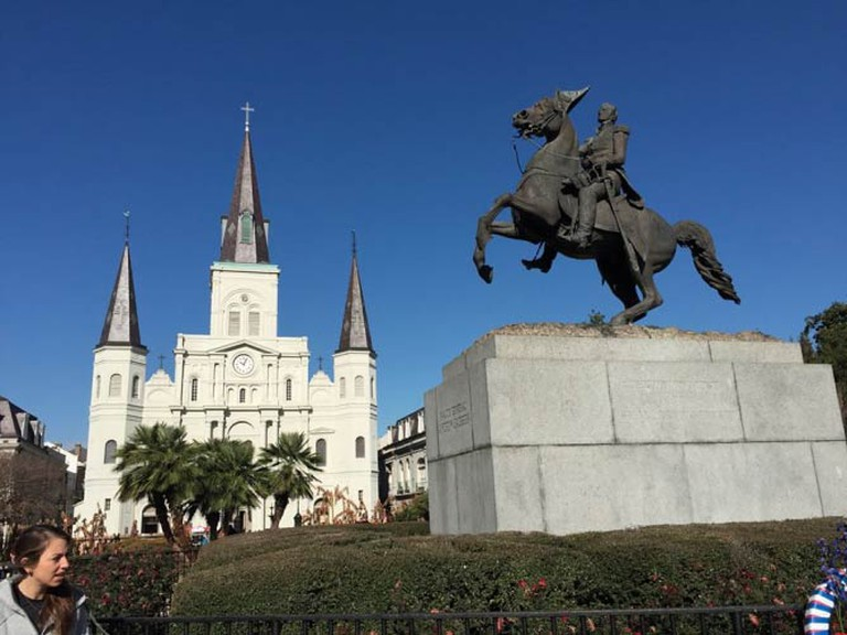 Jackson Square | Courtesy of Lindsay Morrison