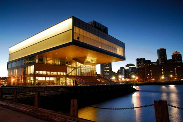 The Institute of Contemporary Art, Boston | © Brandon Baunach
