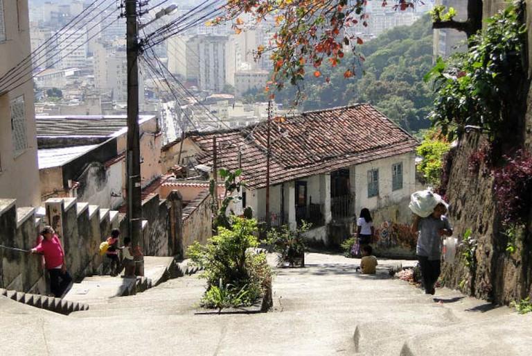 Santa Teresa District, Rio de Janeiro | © Adam63/WikiCommons