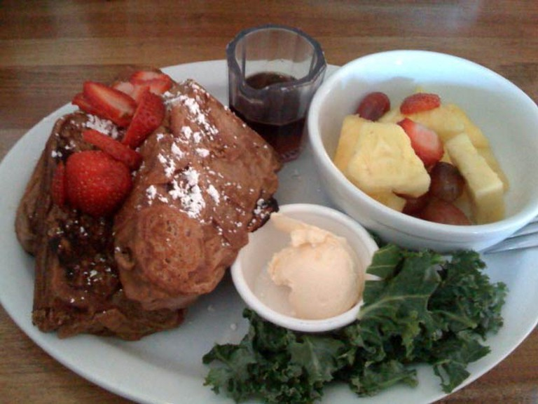 French Toast at Flore | Flickr/Sean Bonner