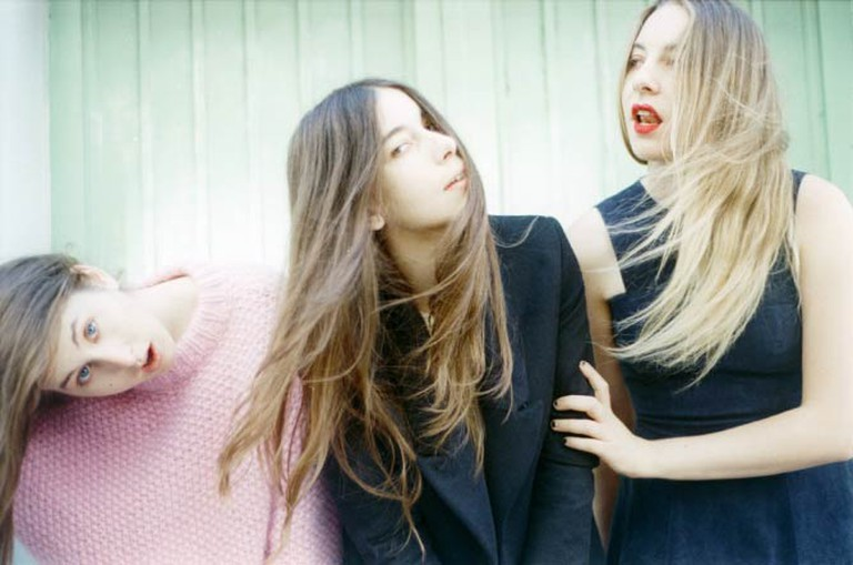 HAIM | Courtesy National Anthem