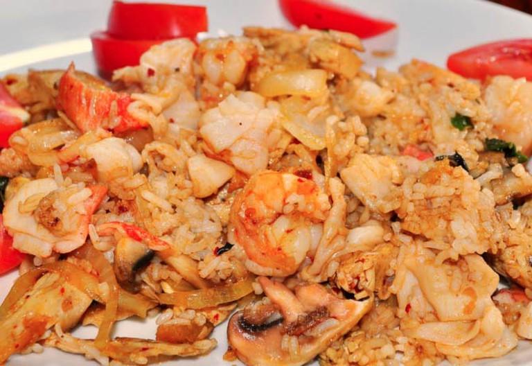 Thai Fried Rice | © jeffreyw/Flickr