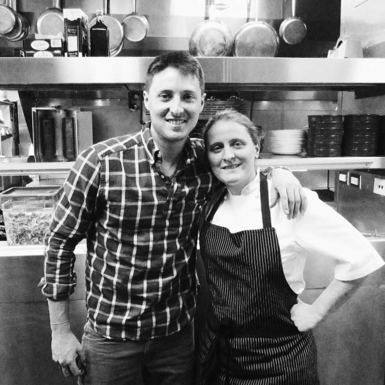 With April in the Kitchen | © Jesse Kornbluth/The Culture Trip