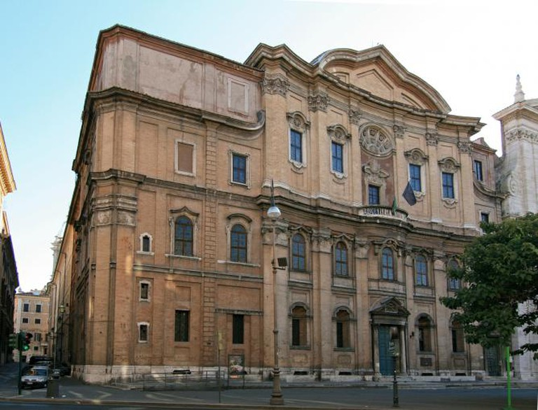 Oratorio dei Filippini © Jensens/Wikipedia