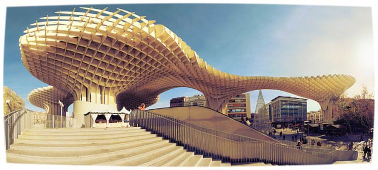 Metropol Parasol | © Rubendene/Courtesy of WikiCommons