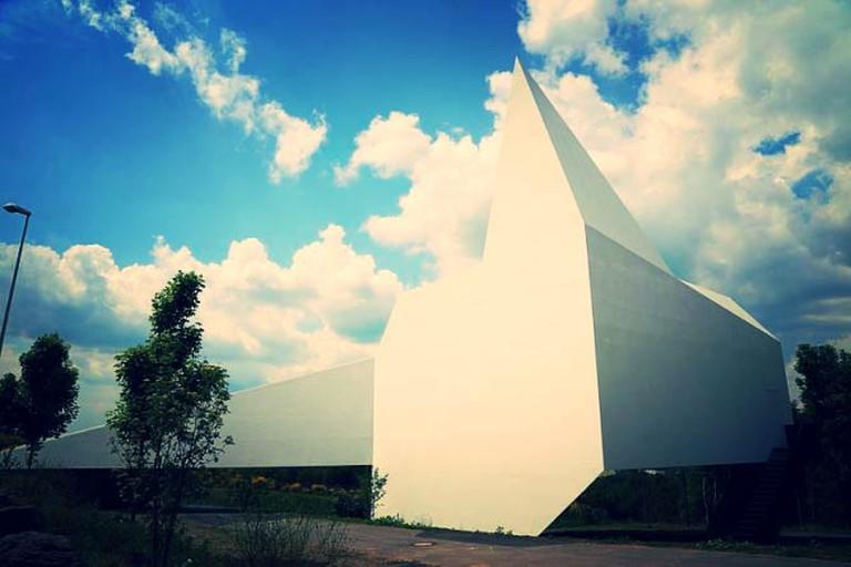 Autobahn Church | © J.-H. Janßen/Courtesy of WikiCommons