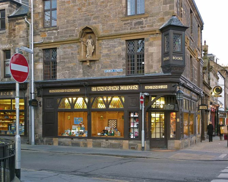 A Creative Commons image: Church Street, St Andrews, Fife | © SwaloPhoto/Flickr