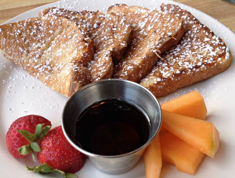 Vegan French toast | © Molly Ⓥ/Flickr