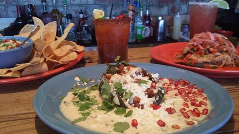 Barrio Café dishes | Courtesy Barrio Café