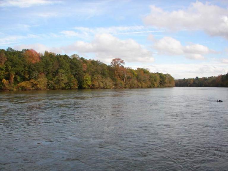 Catawba River | © Holden Lecroy/WikimediaCommons