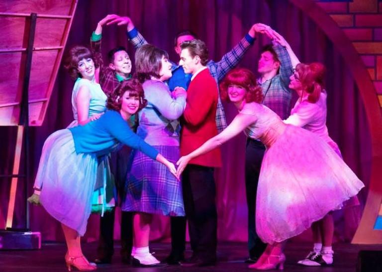 Hairspray at Candlelight Dinner Playhouse | Courtesy of Candlelight Dinner Playhouse
