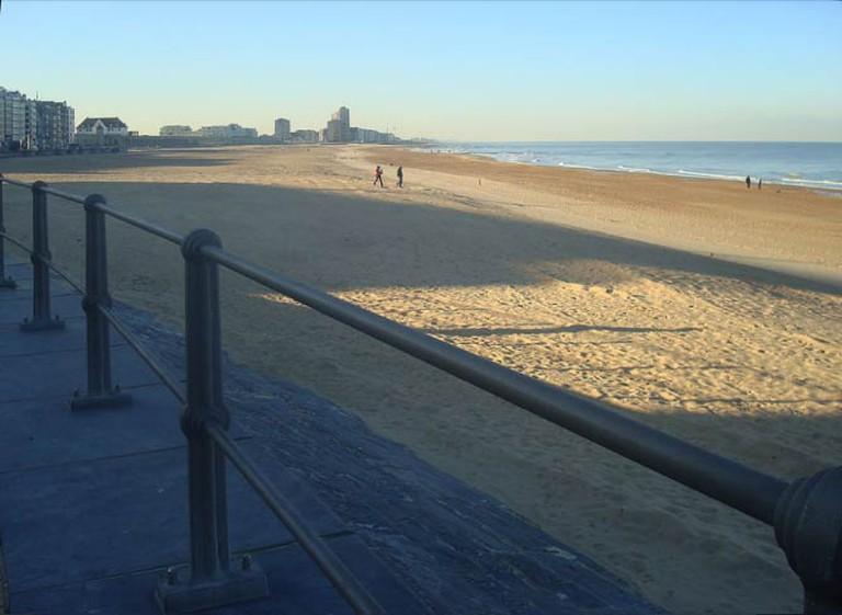 Ostend beach | © Roysfoto/WikiCommons