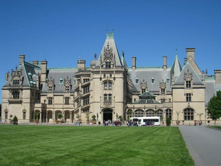 The Biltmore Estate | © Daderot/WikimediaCommons
