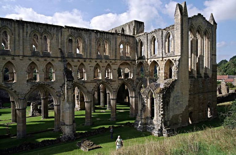 Rievaulx Abbey | WikiCommons/Matt Buck