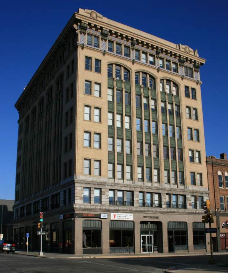 Modern Brotherhood of America Building (c) Dan Breyfogle/Wikicommons
