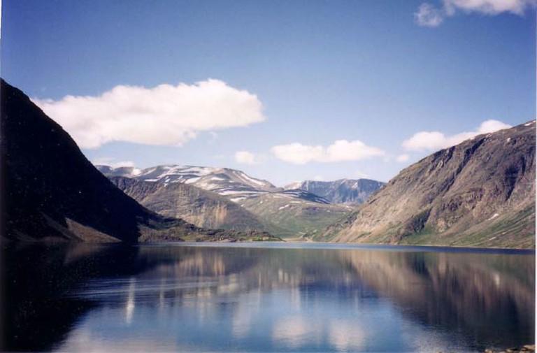 Torngat Mountain National Park | © John Higdon/Flickr