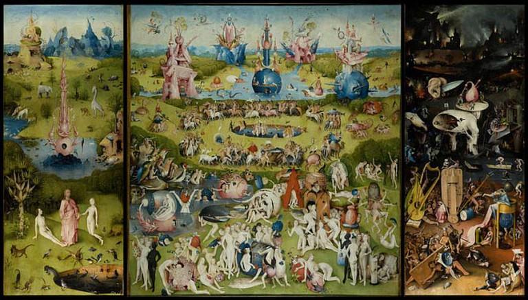 Hieronymus Bosch, 'The Garden' | © Dcoetzee/Wikicommons