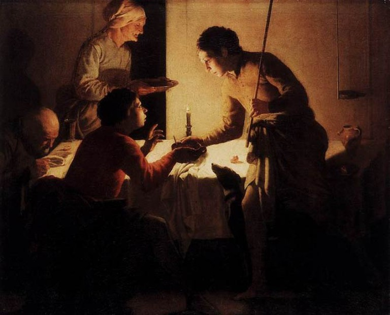 Hendrick Terbrugghen, 'Esau Selling His Birthright' | © JarektUploadBot/Wikicommons