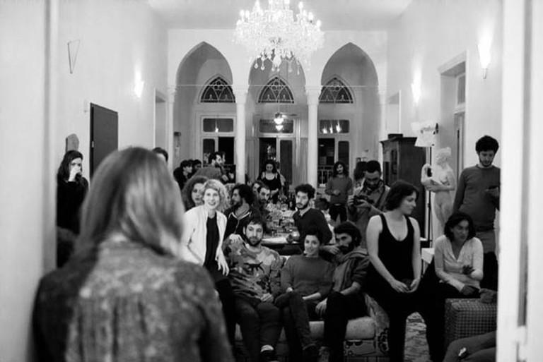 Room Full of Talent   © Gil Shani