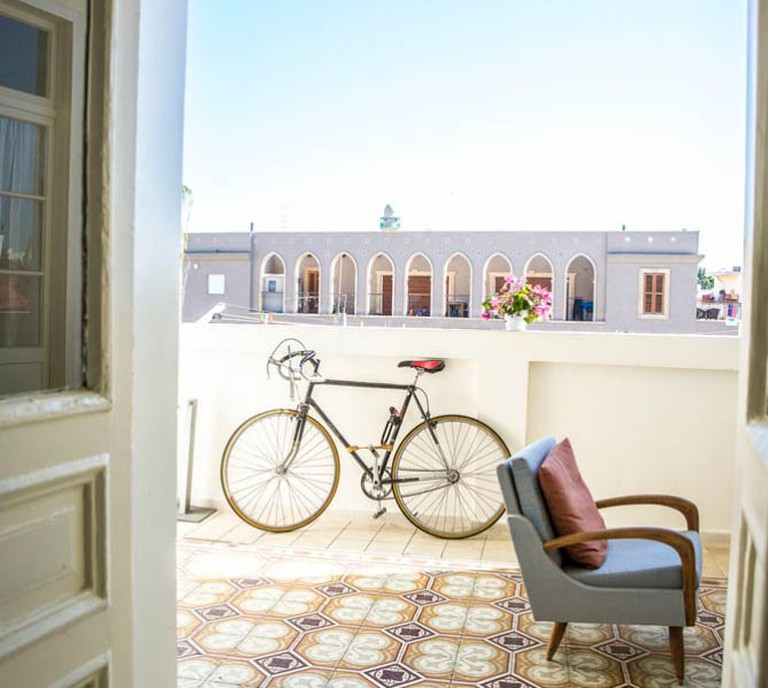 Yafo Creative Balcony View   © Sivan Askayo