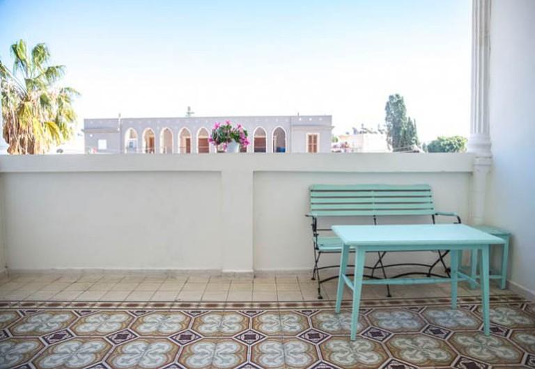 Yafo Creative Balcony   © Sivan Askayo
