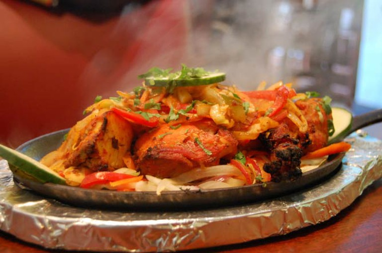 Tandoori Chicken | © stu_spivack/Flickr