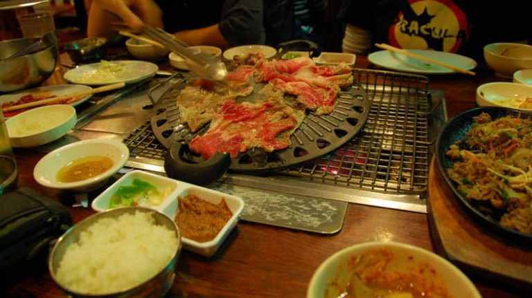 Korean BBQ | © rduta/Flickr