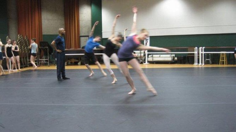Masterclass with Alvin Ailey | © US Embassy Canada/Filckr