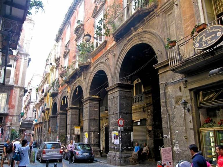 Via dei Tribunali, Naples | © Armando Mancini/Flickr