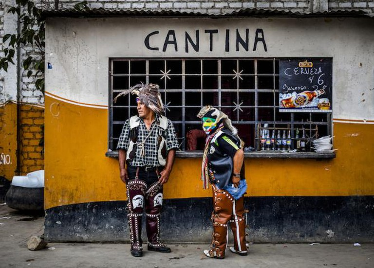 © David Martin Huamani­ Bedoya, Peru, Shortlist, Arts and Culture, Open Competition, 2015 Sony World Photography Awards
