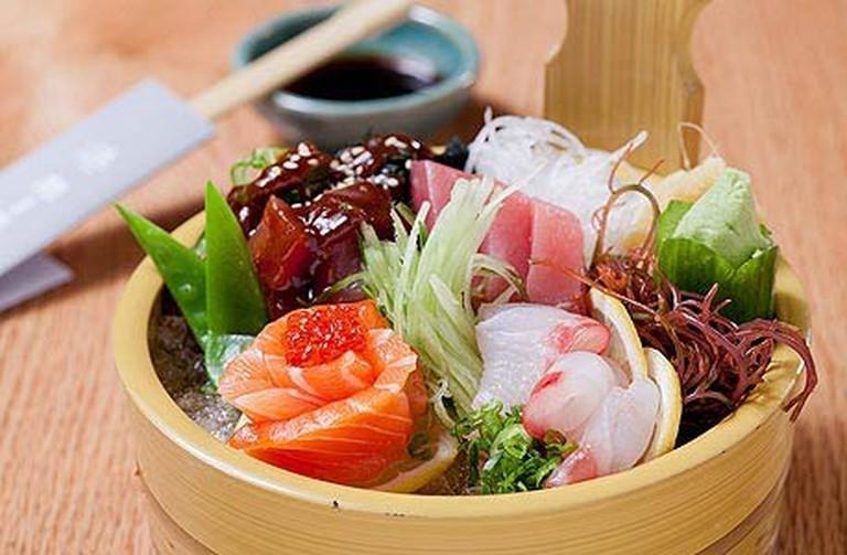A Sushi Surprise at Miniato I Miniato.co.il