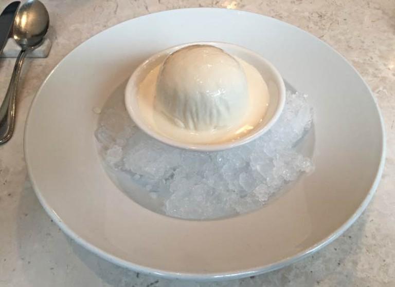 Fromage Blanc Island Cheesecake | Image Courtesy of Emile Succar