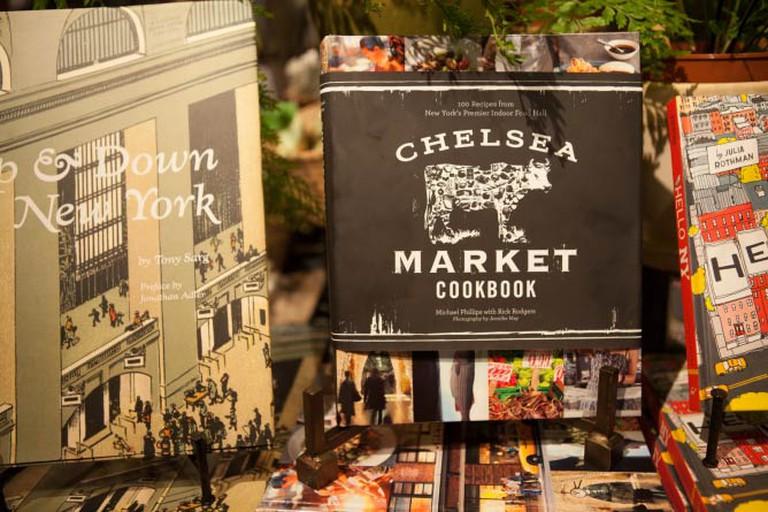Chelsea Market Cookbook | Image Courtesy of Jess Dwyer