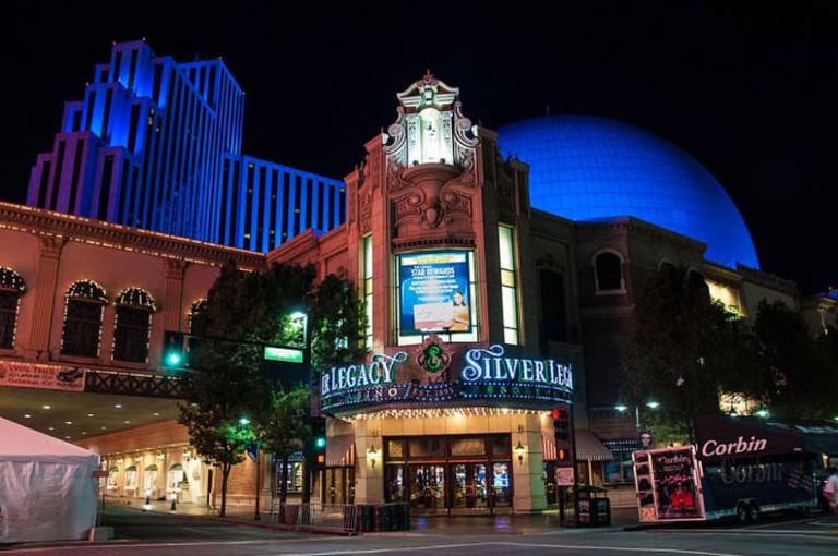 Silver Legacy Hotel & Casino | © Carole J. Buckwalter